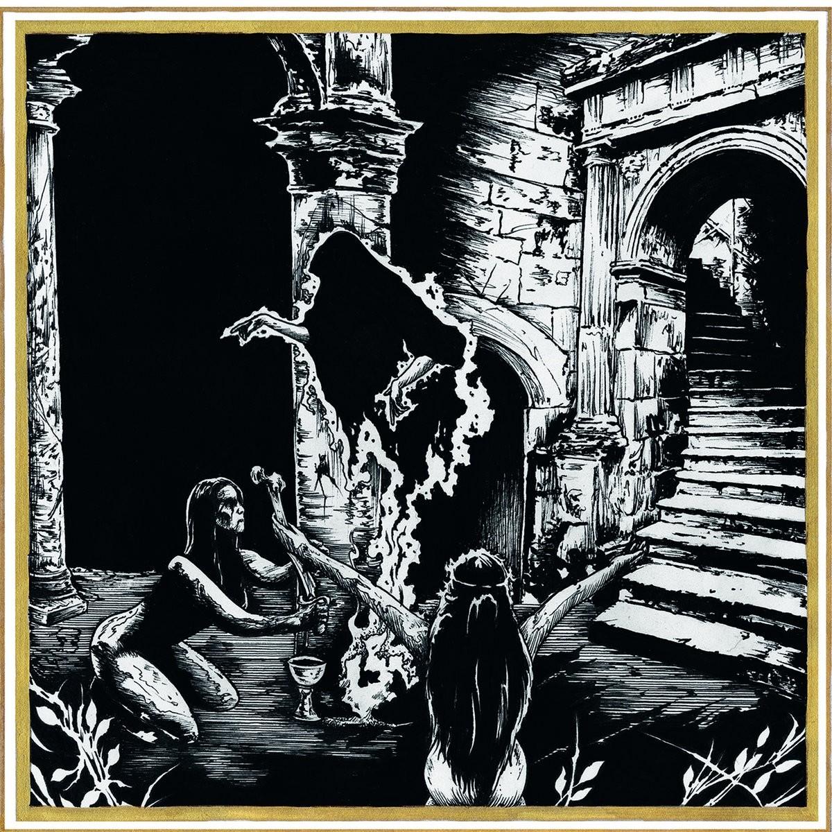 MALUM / LATHSPELL - Luciferian Nightfall LP