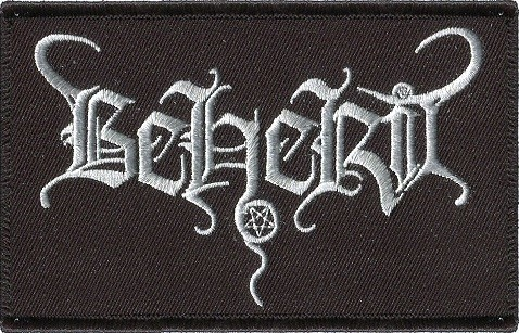 BEHERIT - Logo Patch