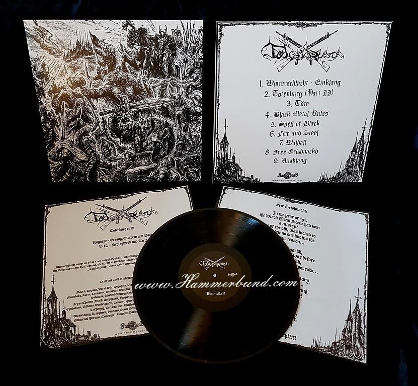 Totenburg - Winterschlacht LP