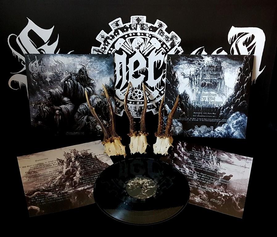 """GRATZUG - Gletscherklang 12"""" LP"""