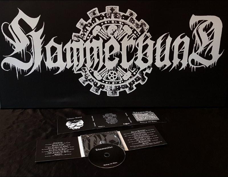 Dämonenblut - Gesänge des Bösen Compilation DigiPak CD