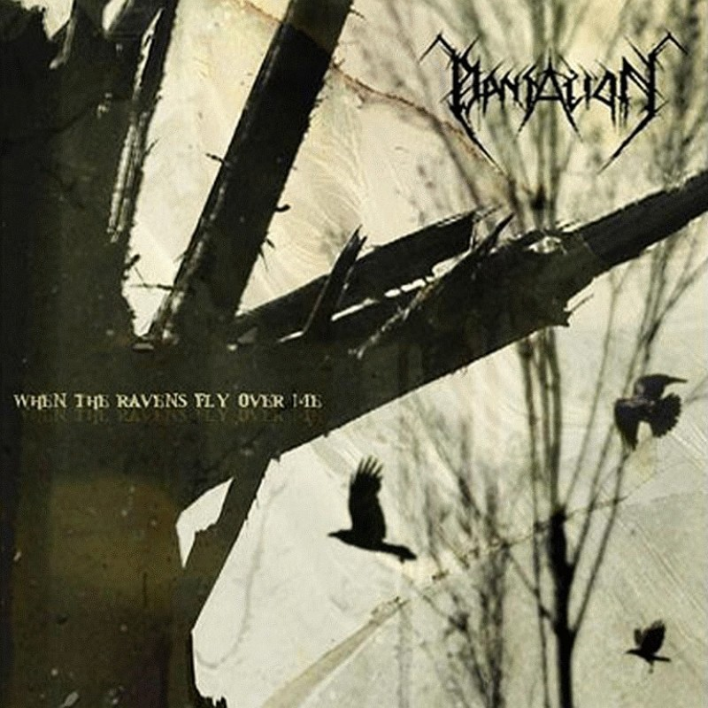 DANTALION - When the Ravens Fly over Me CD
