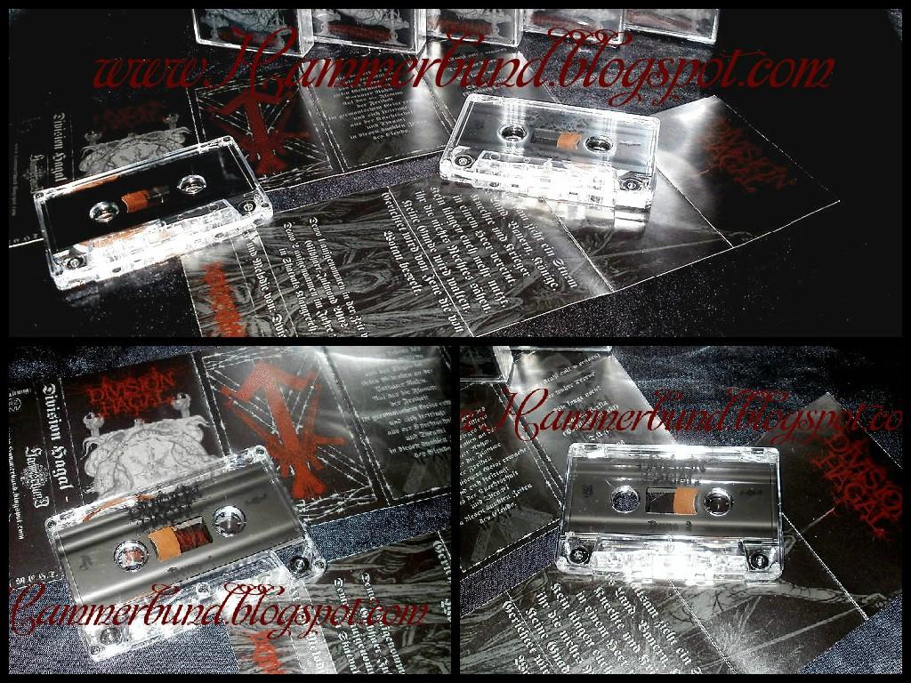 DIVISION HAGAL - Demo 1 & 2 Pro - Tape