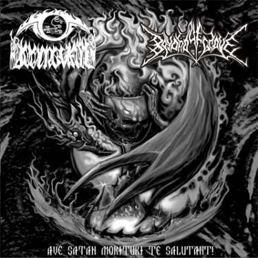 DOOMGUARD / BEYOND YE GRAVE - Ave Satan Morituri Te Salutant