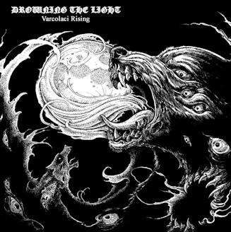 DROWNING THE LIGHT - Varcolaci Rising Gatefold LP