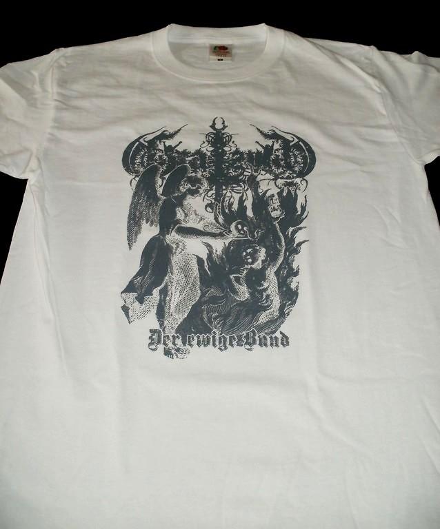 GRATZUG - der ewige Bund T - Shirt (weiss)