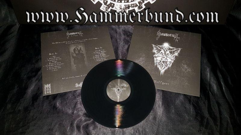 GRAUSAMKEIT - Hellgoat LP