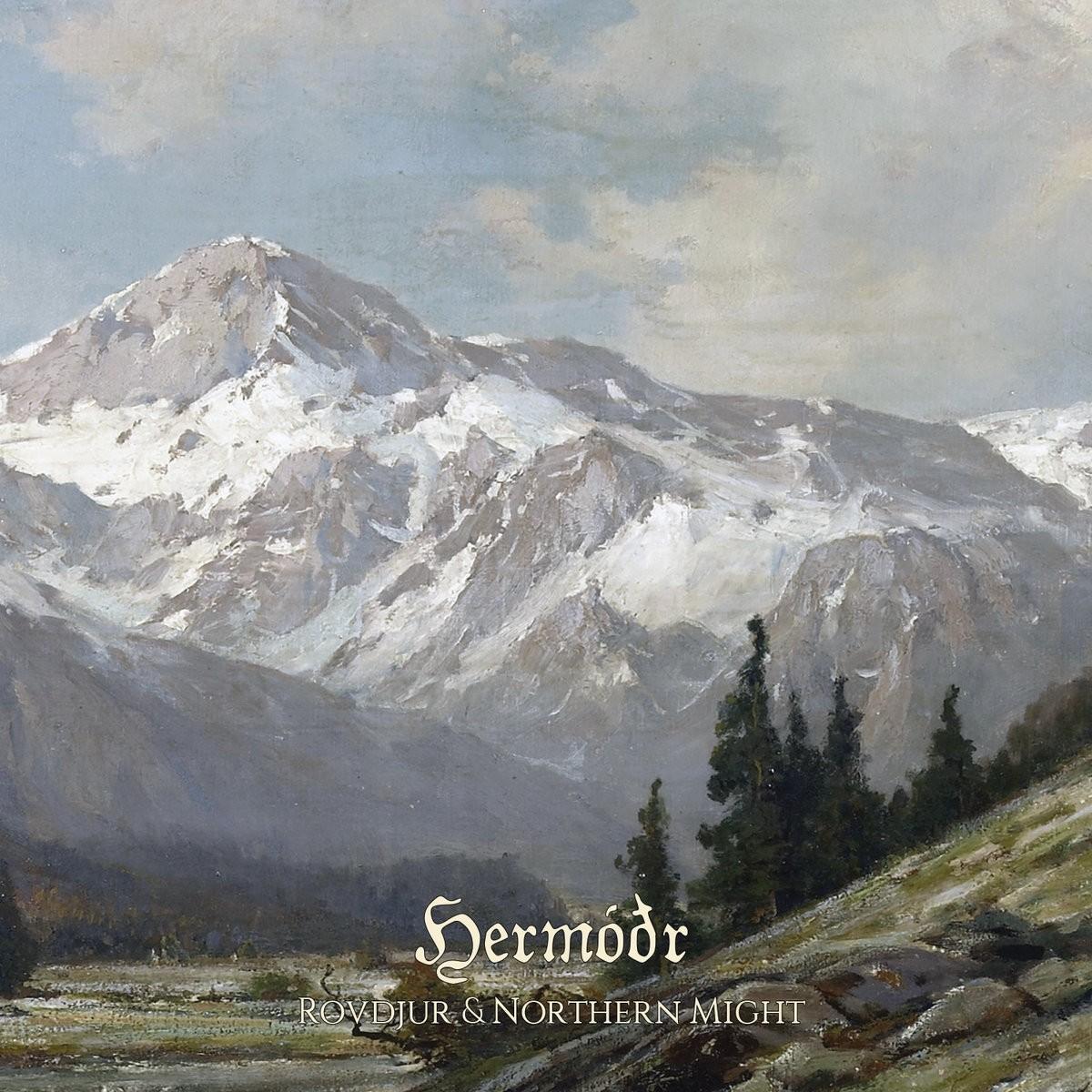 HERMODR - Rovdjur & Northern Might DigiPak CD