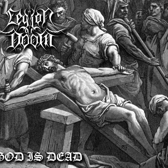 LEGION OF DOOM - God is Dead DigiPak CD
