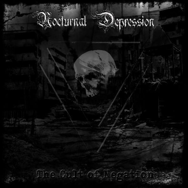Nocturnal Depression - The Cult of ... CD