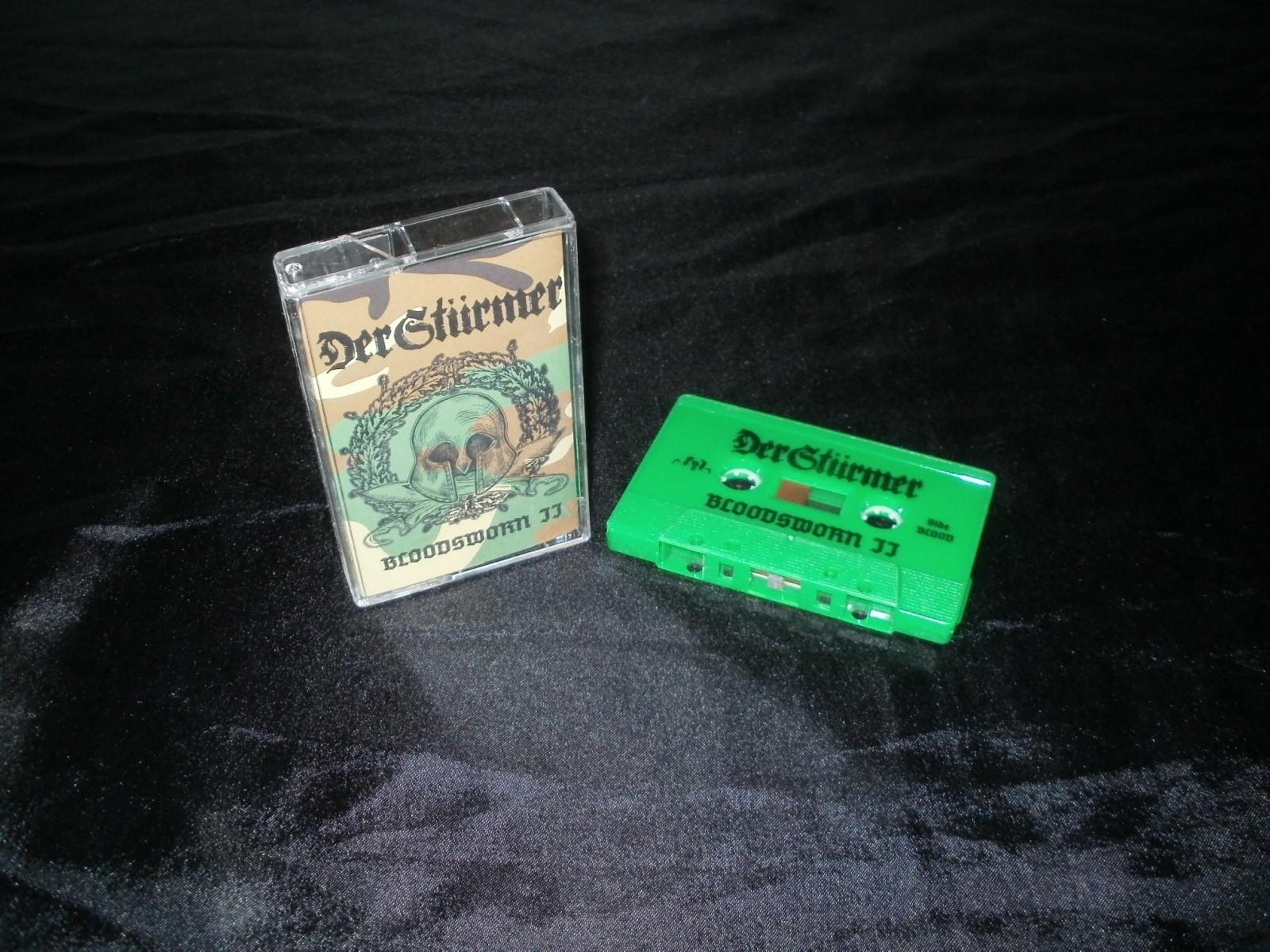 DER STÜRMER - Bloodsworn Part.2 Pro - Tape
