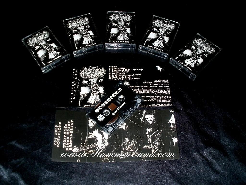 GOATBLOOD - Hate Divison Pro - Tape
