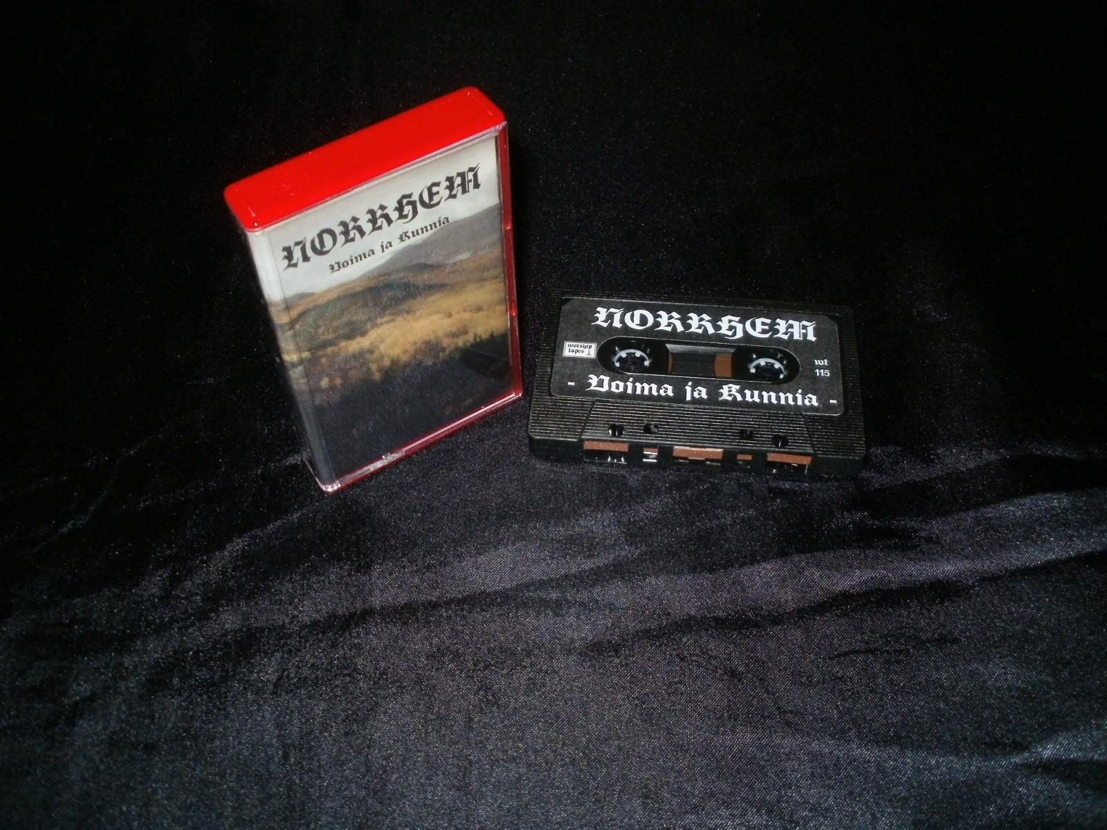 Norrhem - Voima ja Kunnia Pro - Tape