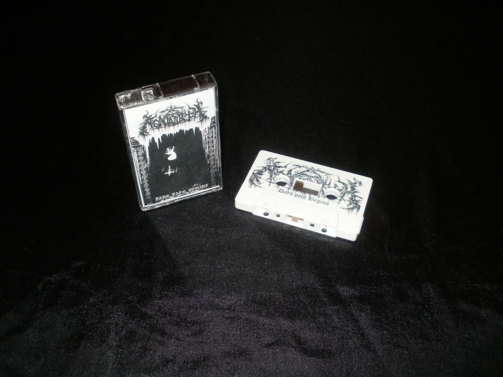 AGALARIETH - Dark Path Begins Pro - Tape