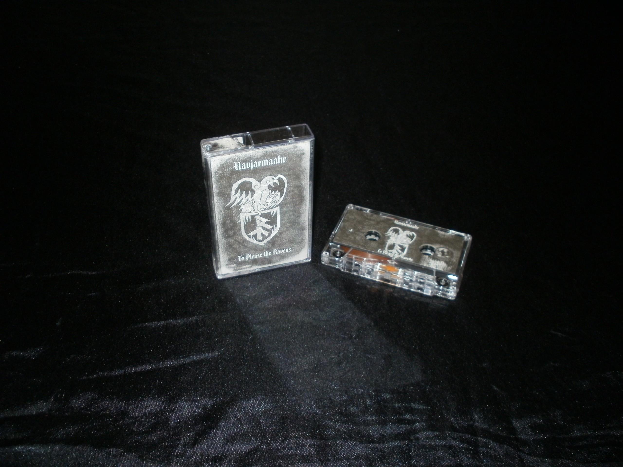 NAVJARMAAHR - TO PLEASE THE RAVENS Tape