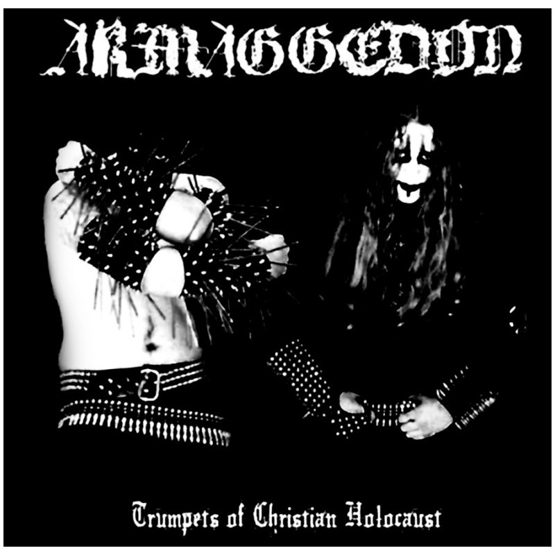 ARMAGGEDON - Trumpets of Christian Holocaust CD