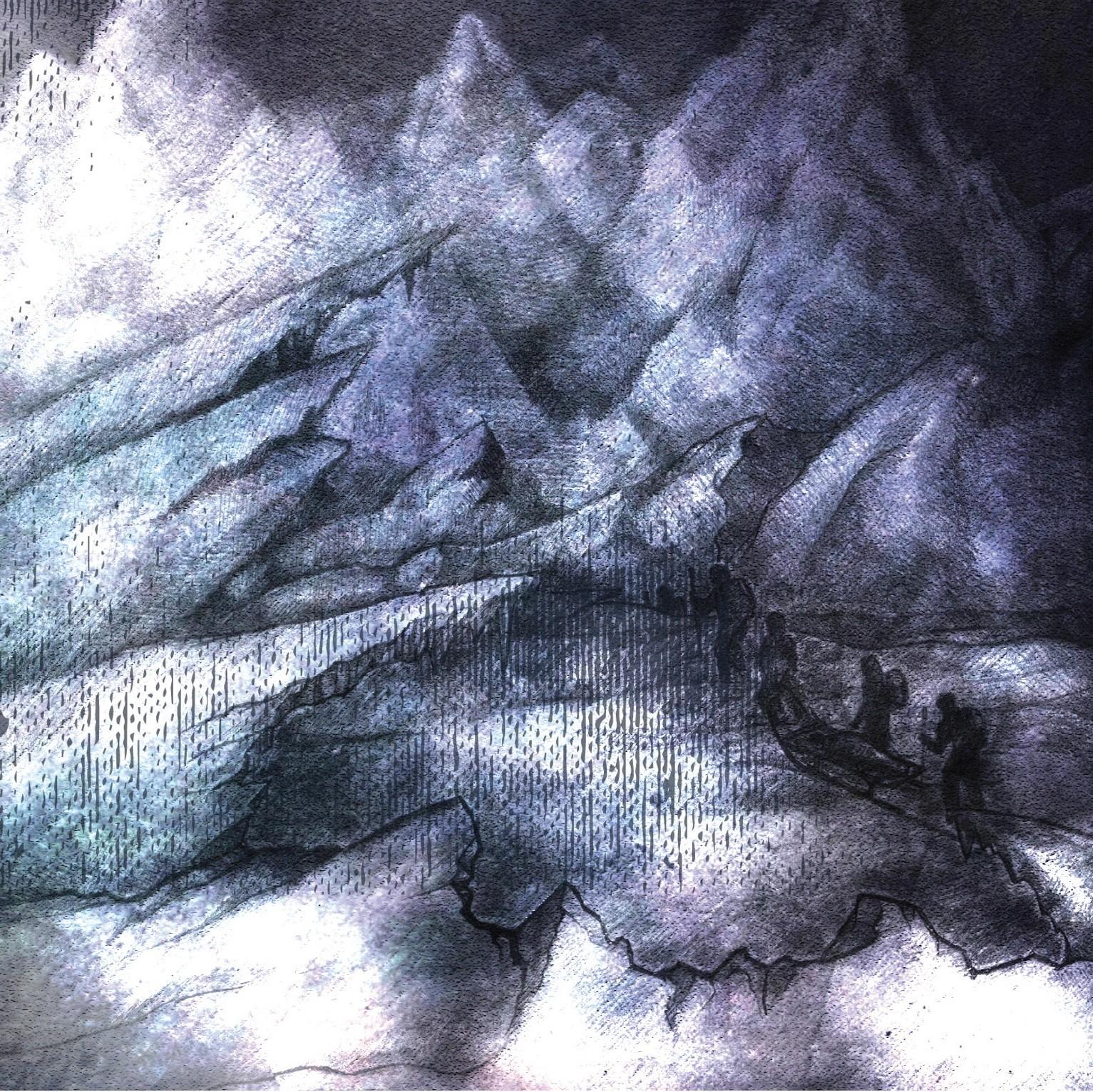 WINTERARR / DZÖ - NGA - Into the Heart of the Ice DigiPak CD