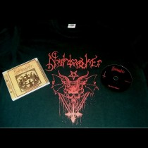 Nightwalker CD und T - Shirt Paket