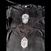 Stahlfront - Schädel/Schwert T - Shirt