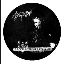 AZELISASSATH - In Total Contempt Of All Life Pic. LP