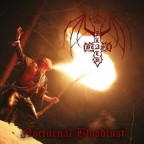 BLACK BEAST - Nocturnal Bloodlust CD