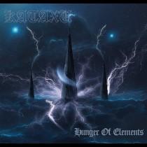 KATAXU - Hunger of Elements DigiPak CD