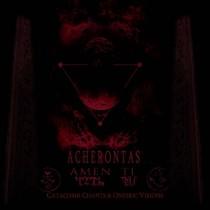 ACHERONTAS - Amenti (Ψαλμοί Αίματος και Αστρικά Οράματα..) DLP