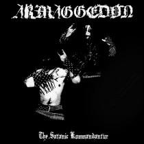 ARMAGGEDON - The Satanic Kommantur CD