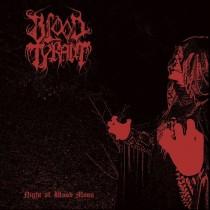 Blood Tyrant - Night of Blood Moon CD