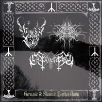 Czarnobog / Valosta Varjoon / Necro Forest Split CD