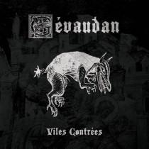 GEVAUDAN -  Viles contrées DigiPak CD