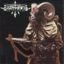 GOATPENIS - Welt in Flammen CD
