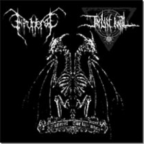 INFUNERAL/ THE LAST KNELL - Split