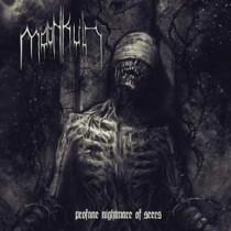 MOONKUlT - Profane Nightmare of Seers CD