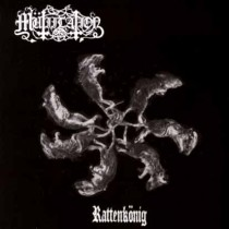 MUTIILATION - Rattenkönig DigiPak CD