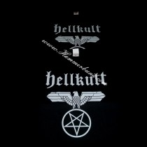HELLKULT - Warcry T - Shirt Front
