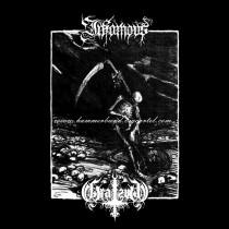 GRATZUG / INFAMOUS - Split CD