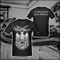 TOTENBURG - si vis pacem para bellum T - Shirt