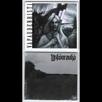 VAPAUDENRISTI / USKONRAUHA - Split Digipak CD