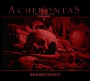 ACHERONTAS - Hermeticism DigiPak CD Re-Release mit Bonus