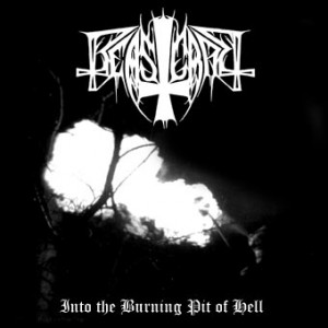 BEASTCRAFT - Into the burning pit of hell LP