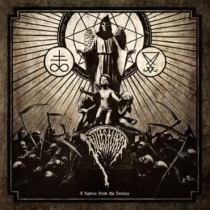 BLUTSTURM - 8 Hymns from the Swamp DigiPak CD