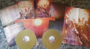 HERETOIR - The Circle 2LP
