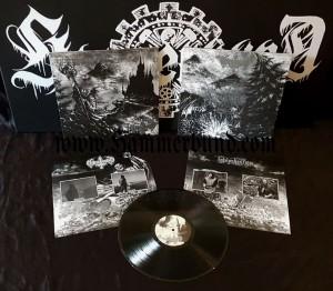 Gratzug 7 Kalmankantaja - Split LP