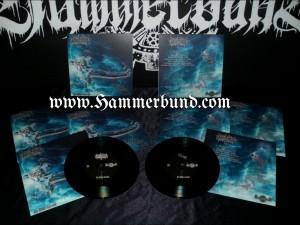 ORDENSBURG / SIEG ODER TOD - Im Blute vereint Split EP