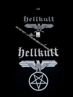 HELLKULT - Warcry T - Shirt Front