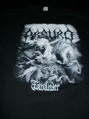 Totenlieder Shirt Front